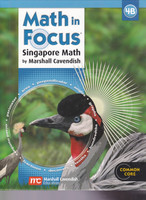 Singapore Math: Math in Focus 4B, Student Text