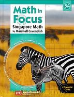 Singapore Math: Math in Focus 5A, Text & Teacher Edition