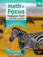 Singapore Math: Math in Focus 5B, Text & Teacher Edition