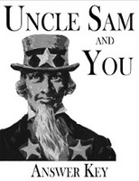 Uncle Sam and You, Answer Key