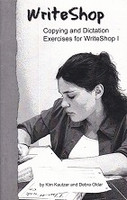Write Shop I Copying and Dictation Exercises