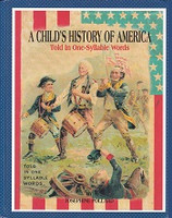 Child's History of America, Told in One-Syllable Words