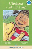 Chelsea and Champ, Hooked on Phonics Level 5, Book 1