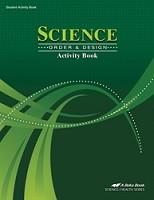 Science 7: Order & Design, Activity Book & Key Set