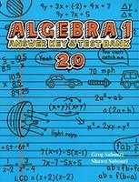 Teaching Textbooks Algebra 1, 2.0, Answer Key&Test Bank