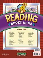 Reading Books for K5, 3d ed, student readers