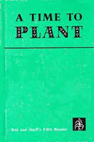 Reading 5: Time to Plant, reader & Teacher Guide Set