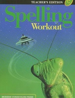 Spelling Workout C, Teacher Edition