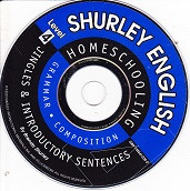 Shurley English 4 Homeschooling, CD