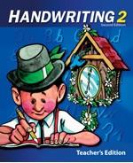 Handwriting 2, 2d ed., Teacher Edition