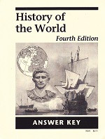 History of the World 7, 4th ed., Answer Key
