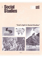 Social Studies 8, LightUnit 803