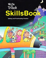 Write on Track SkillsBook, editing, proofreading practice