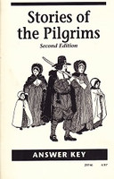Stories of the Pilgrims, 2d ed., Answer Key