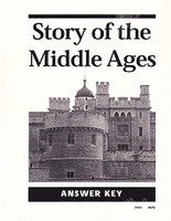 Story of the Middle Ages, Answer Key & Tests Set