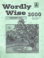 Wordly Wise 3000, Book A Teacher Key