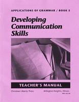 Grammar 11: Developing Communication Skills, Teacher Manual