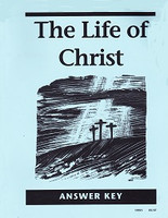 Life of Christ 8, Answer Key & Tests Set