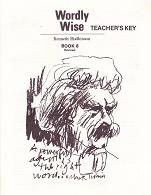 Wordly Wise, Book 8, Teacher Key