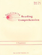 Developing Reading Comprehension, Book Two, Units 3-4, Set
