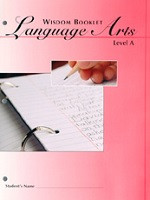 ATI Wisdom Booklet, Language Arts Level A Booklets 19-24 Set