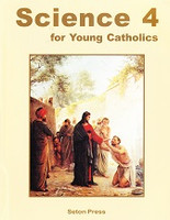 Science 4 for Young Catholics, Text & Key Set