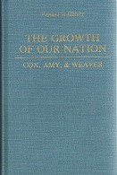 Growth of Our Nation: text, workbook & Key, Teacher Manual