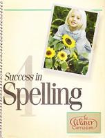 Success in Spelling, Level 4