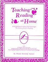 Teaching Reading at Home