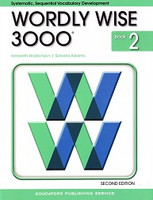 Wordly Wise 3000, Level 2, 2d ed., workbook