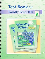 Wordly Wise 3000, Level A, Test Book