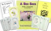Bee Sees Grade 1 Curriculum Set, Less Math