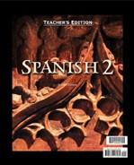 Spanish 2, 2d ed., Teacher Edition