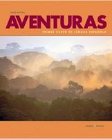 Aventuras, Primer Curso de Lengua Espanola, 3d ed., Set