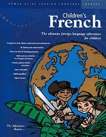 Power-Glide Children's French, Workbook Set