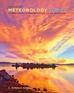 Meteorology Today, 10th ed.