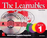 Learnables French 1 Book, 5th ed., & CDs Set