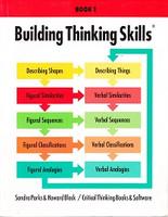 Building Thinking Skills, Book 1, student