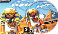Playmobil Egypt CD-Rom for the PC & MAC