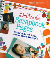 10-Minute Scrapbook Pages