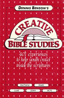 Creative Bible Studies: 401 experiences