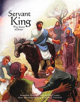 Servant King: Story of Jesus