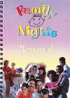 Family Nights Journal: Tools to Help Build Family of Faith