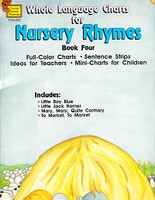 Whole Language Charts for Nursery Rhymes, Book Four