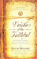 Voices of the Faithful: Devotions for Every Day of the Year