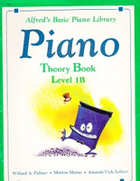 Piano Theory Book, Level 1B