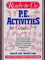 Ready-to-Use P.E. Activities for Grades 7-8
