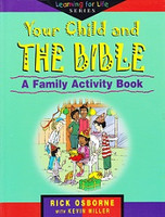 Your Child and the Bible, a Family Activity Book