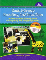Small-Group Reading Instruction, 2d ed., book & CDRom Set