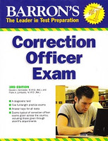 Barron's Correction Officer Exam Test Prep, 3d ed.